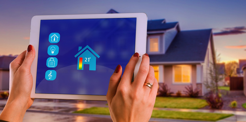 Smart Heating Control on a smart pad